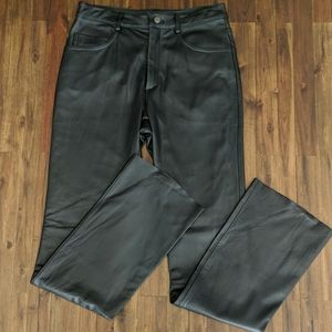 Wilsons Leather Leather Pants nwot
